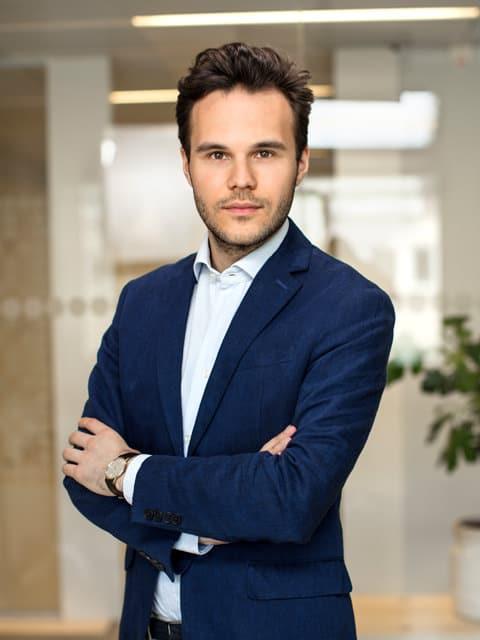 Ivo Edlund CFO recipo