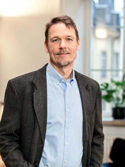 Jarkko Janhunen Operations Manager Sweden recipo
