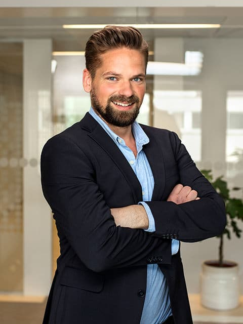 Josef Tapper CEO